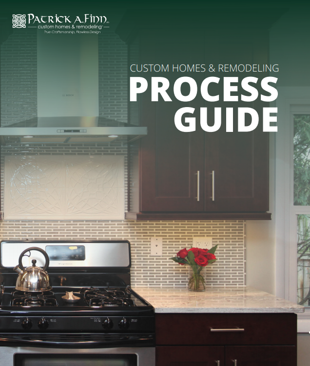 PAF Custom Homes & Remodeling Process Guide