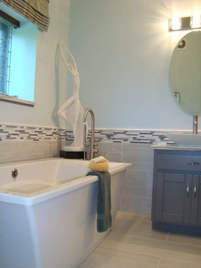 Barrington Heights Bathroom Remodel