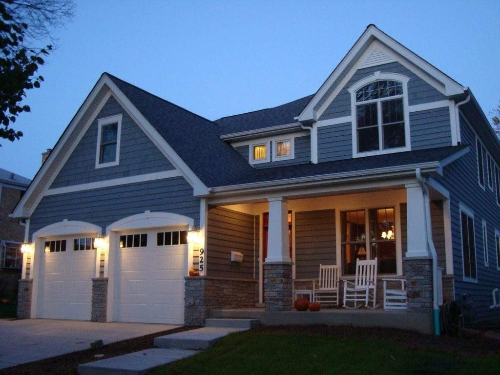 Arlington custom home