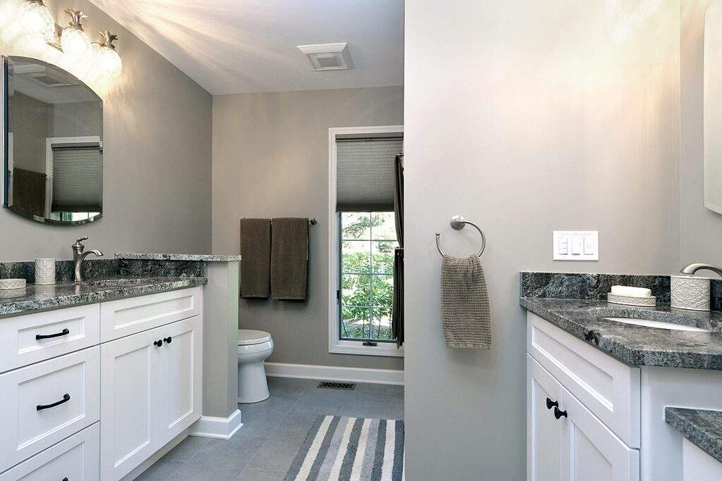 Bathroom Remodel in Arlington Heights, IL Patrick A Finn