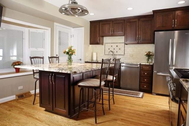 Mount Prospect Silver Key Award Kitchen Renovation
