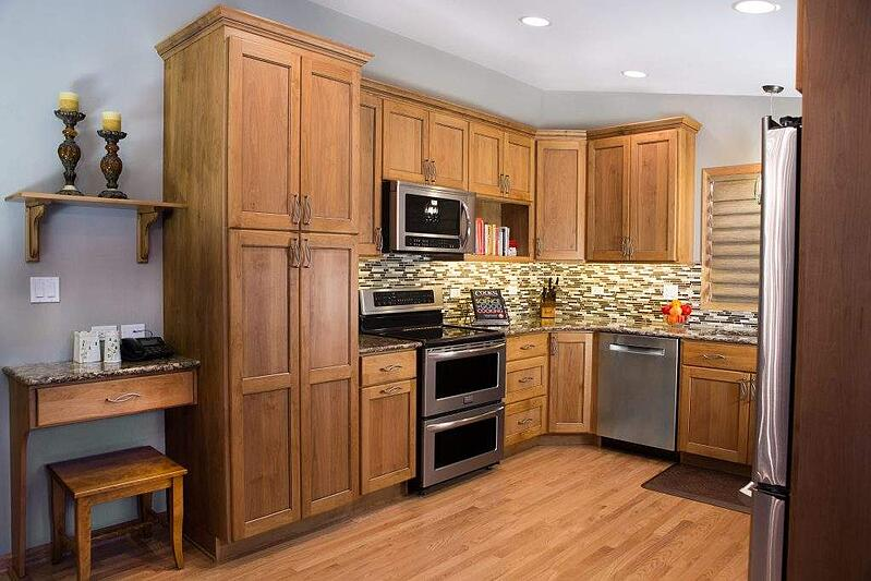 Northbrook Area Traditional Kitchen Makeover