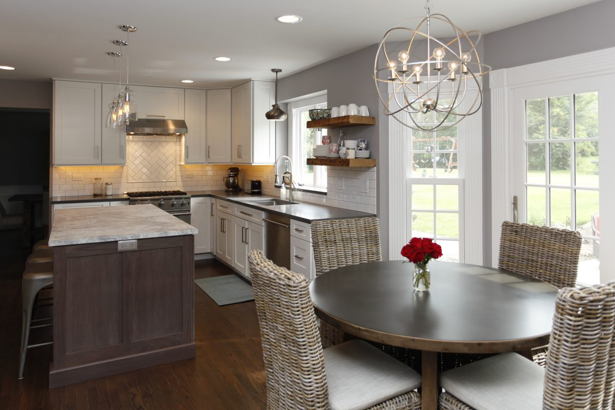 Excellence in Remodeling for a Kitchen