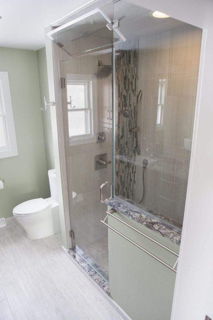 Lake Barrington Master Bathroom Remodel