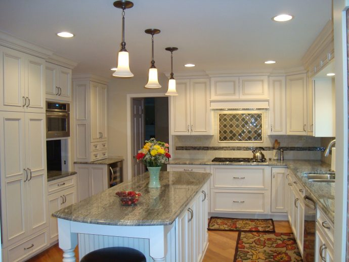 Prospect Heights Area Country Inspired Kitchen