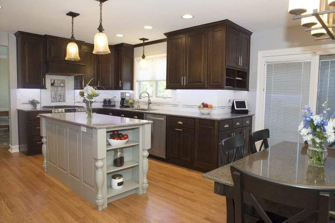 Hawthorn Woods Area Kitchen Remodel