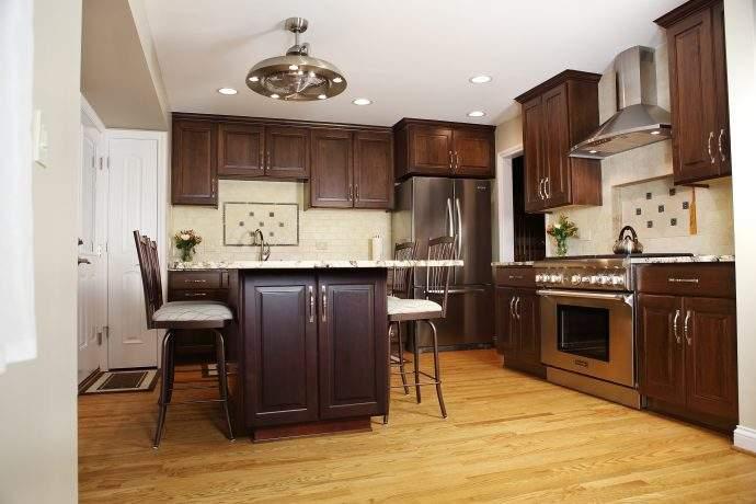 Riverwoods Area Silver Key Award Kitchen Renovation