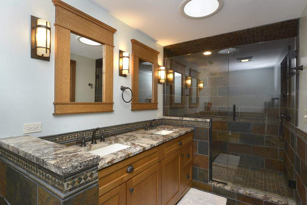 Master Bathroom Remodeling Contractor in Arlington Heights, IL Patrick A Finn