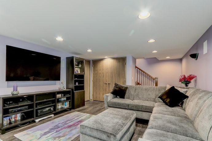 Basement Remodeling in Arlington Heights, IL Patrick A Finn