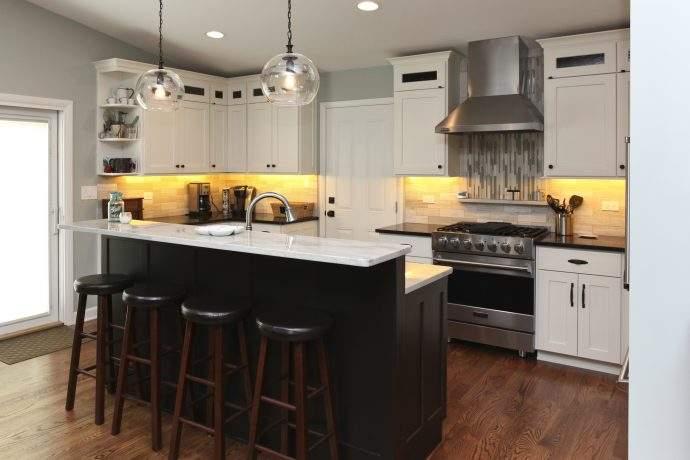 Palatine Light and Bright Kitchen Remodel