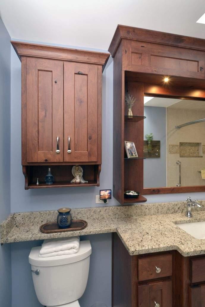 Door County Inspired Bathroom