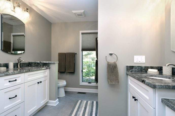 Chic Master Bathroom Remodel