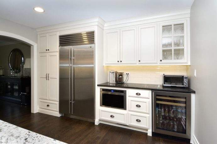 Italian Inspired Kitchen and Addition