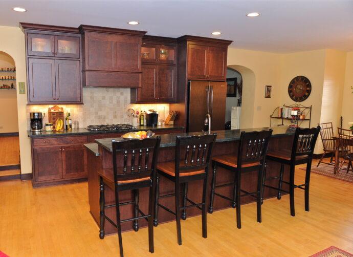 Copper Tudor Kitchen