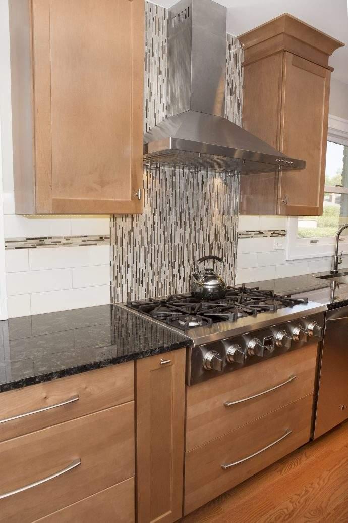 Arlington Heights Contemporary Shaker Kitchen
