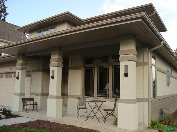 Custom Craftsman Home